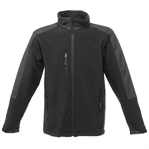 Regatta Hydroforce Softshell 3 couches marine/noir