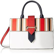 Valentino Shoppers y Bolsos de Hombro Para Mujer, Color Blanco, Marca, Modelo Shoppers Y Bolsos De Hombro Para Mujer VBS2L201R Blanco