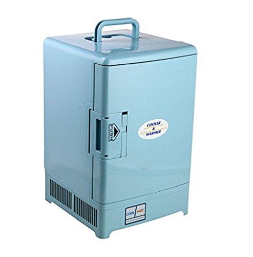 GEGEQUNAERYA 15L Dual-Use-Mini-Weinkühler elektronischen Inkubator