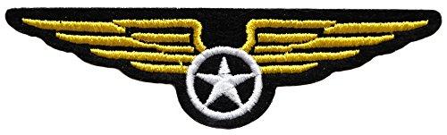 ecusson-aile-avion-aviateur-us-air-force-pilote-top-gun-moto-usa-aviateur-thermocollant-95x3cm-patch