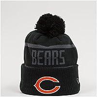 New Era NFL Chicago Bears BC Cuffed Pom Knit