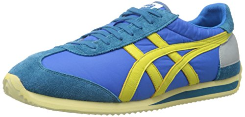Onitsuka Tiger by Asics California 78 Vin Toile Baskets Mid Blue-Green Sheen