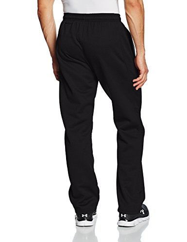 Under Armour Af Storm 1280734_001 Icon-Pantaloni da uomo, colore: nero - nero