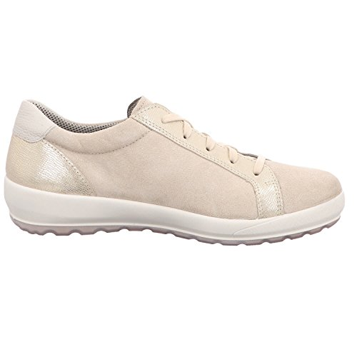 Legero Olbia, Sneaker Donna Beige (Corda)
