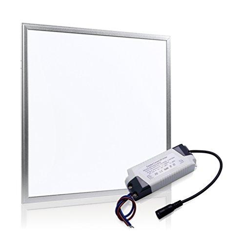 Preisvergleich Produktbild Auralum® Led Panel Deckenleuchte 62x62CM Kaltweiß(6000-6500K) Hängeleuchte 36W 2800Lumen