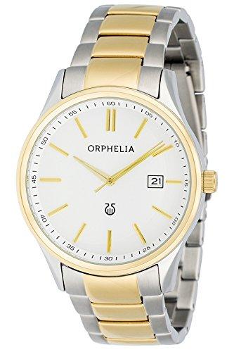 Orphelia - 62506 - Montre Homme - Quartz - Analogique - Bracelet Acier inoxydable multicolore