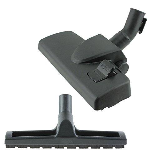 Spares2go multiusos giratorio y de suelo duro para herramientas para Samsung aspiradoras (35mm)