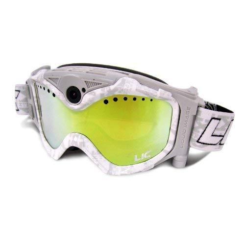 Portable & Gadgets Liquid Image XSC 384W All-Sport HD Kamera Goggle Farbe: Weiß