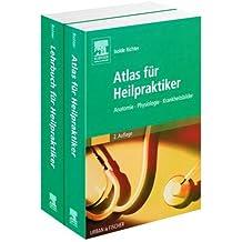 """""""Atlas für Heilpraktiker"""" und """"Lehrbuch für Heilpraktiker"""", Heilpraktiker-Paket"""