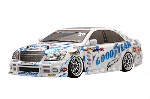 Yokomo DP-ZCRA Goodyear Racing Zero Crown Kit