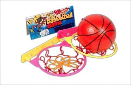 Negi Mini Basketball Set, Multi Color