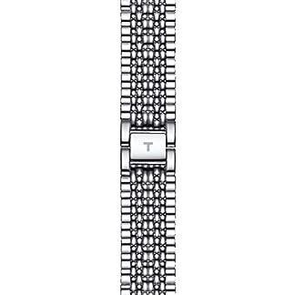 Tissot Reloj Analógico para Unisex Adultos de Cuarzo con Correa en Acero Inoxidable T1096101103100