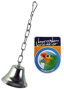 gegen Langeweile groß Glocke Papagei Spielzeug