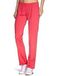 Amazon.it  pantaloni adidas donna - Rosa   Pantaloni sportivi ... 6fa9fd10b30a