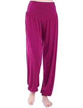 Cayuan Mujer Pantalones Bombacho