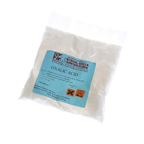 Cristaux acide oxalique pour apiculture 250gr - traitement de Varroa
