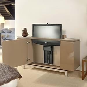 TV Lift für den Möbeleinbau bis 70cm Hubhöhe 100 kg