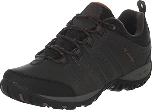 Columbia Homme Chaussures Casual, Imperméable, Woodburn II