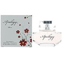 Apology by Paris Bleu Parfums, 3.3 oz Eau De Parfum Spray for Women by Paris Bleu Parfums