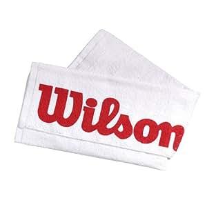 Wilson serviette de tennis court moyenne taille tu for Taille court de tennis