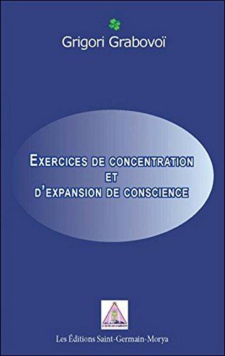 Exercices de concentration et d'expansion de c...