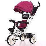 Shisky Sitzbuggys, Kinderwagen,Kinder Dreirad Fahrrad 1-3-2-6 Jahre Alten Kinderwagen