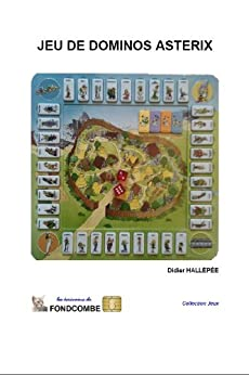Le jeu de dominos Astérix (French Edition) von [Hallépée, Didier]
