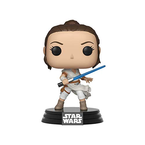 Funko 39882 POP. Star Wars The Rise of Skywalker - Rey Disney Collectible Figure, Multicolour