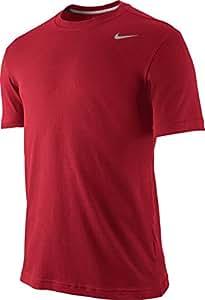 Nike Herren kurzärmliges Shirt Dri Fit Cotton Version 2.0, Größe Nike:4XLT