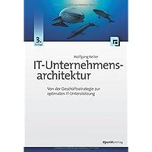 IT-Unternehmensarchitektur: Von der Geschäftsstrategie zur optimalen IT-Unterstützung