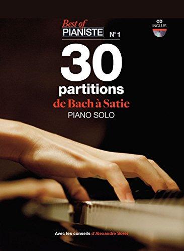 Best Of Pianiste N°1 30 partitions de B...