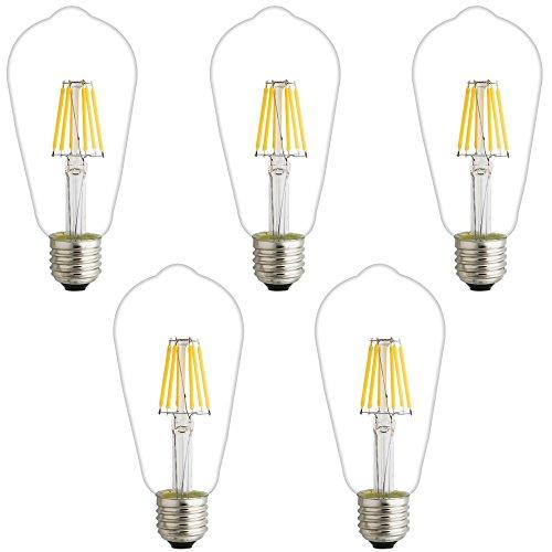 Decken Einbaulampe Lisa 230V Dimmbare COB 5Watt = 50Watt Reflektor Led GU10