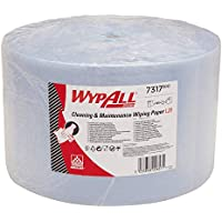 WYPALL* L20 Extra+ Paños en Bobina 7317 - 1 rollo x 1.000 paños de color azul y 2 capas