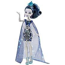 Monster High Boo York Gala ghoulfriends Elle eedee–Bambole, ragazza, Multi, Doll Hairbrush, femminile)
