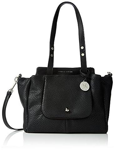 Fiorelli Womens Acacia Shoulder Bag Black Mix
