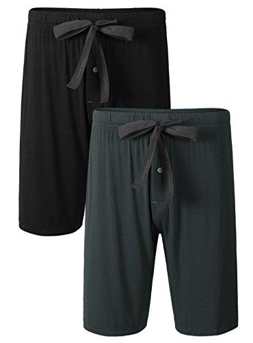 Genuwin Pack Doble Jersey Pantalones Estar Casa Cordón