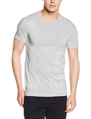 Fruit of the Loom Mens/Mädchen T-Shirt SS412 Grau