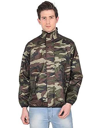 Versatyl Wear Men's Camouflage Waterproof Winter Jacket