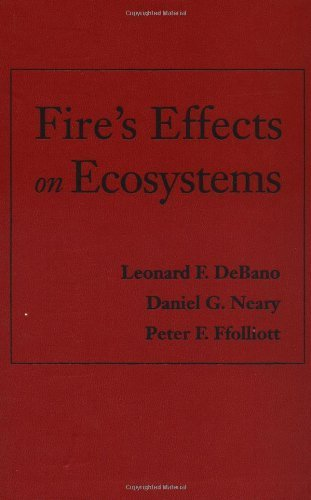 Fire Effects on Ecosystems by Leonard F. DeBano (1998-03-09)