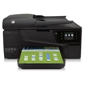 HP Officejet 6700 Premium - Impresora multifunción de tinta (B/N 16 PPM, color 9 PPM), Negro