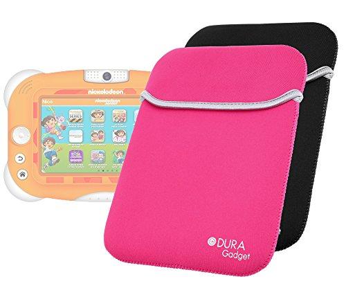 housse-etui-de-protection-en-neoprene-reversible-rose-noir-resistant-a-leau-pour-tablette-jeu-educat