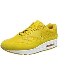 wholesale dealer 835a4 47a7b Nike W Air Max 1 Premium Sc, Scarpe da Ginnastica Donna
