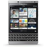 Blackberry Passport - Smartphone 4.5 inches (4G, Qualcomm MSM8974AA Snapdragon 801, 3 GB de RAM, 32 GB) color plateado