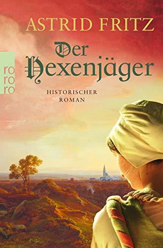 Buchseite und Rezensionen zu 'Der Hexenjäger' von Astrid Fritz