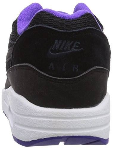 Nike Wmns Air Max 1 Essential 599820 Damen Low-Top Sneaker Mehrfarbig 36.0EU/ 22.5cm Schwarz (Black)