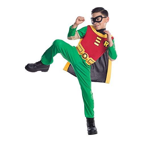 Robin Standard Childrens Fancy Dress Costume Batman Movie