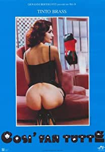 Toutes les femmes Do It Poster Movie italien 27,9x 43,2cm–28cm x 44cm Claudia Koll Paolo Lanza 68.00.0140Marcucci Isabella deiana Renzo RINALDI
