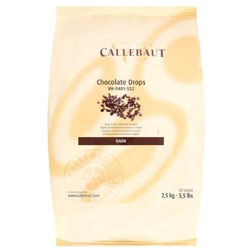Barry Callebaut Dark Chocolate Chip Bakestable 2,5 kg