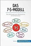 Das 7-S-Modell: Schlüssel zum Erfolg eines Unternehmens (Management und Marketing)