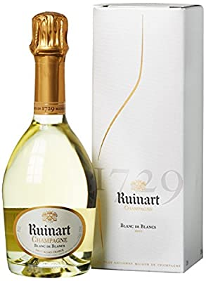 Ruinart Blanc De Chardonnay Brut Champagner (1 x 0.375 l)